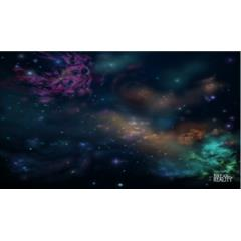 """Nebula (24"""" x 42"""")"""