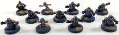 Black Rock Dwarf Team #1