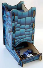 Knockdown Dice Tower - Stone Finish (Free RPG Day 2011)