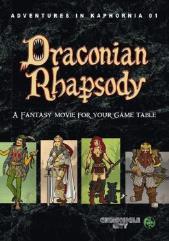 Vol. 1 - Draconian Rhapsody
