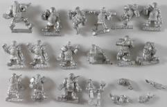 Thunder Hammer Dwarf Team #1