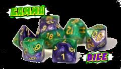 Poly Set Gamma Dice (7)