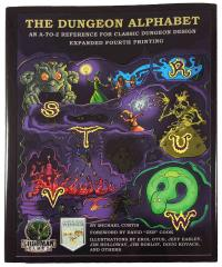 Dungeon Alphabet, The (Expanded 4th Printing)