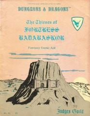 Thieves Of Fortress Badabaskor (2015 reprint)