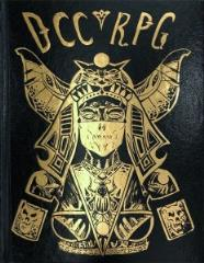 DCC RPG - Core Rulebook (Gold-Embossed Limited Edition)