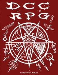 Dungeon Crawl Classic RPG (Real Leather Edition)