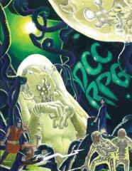 Dungeon Crawl Classics RPG (Limited Edition Peter Mullen Cover)