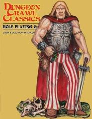 DCC RPG - Core Rulebook (Slipcover Edition)