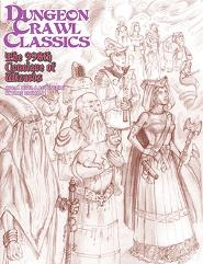 998th of Conclave of Wizards, The (Sketch Cover)