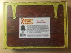 Dungeon Crawl Classics Treasure Chest (Limited Edition)