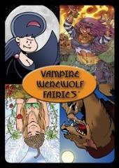 Vampire Werewolf Fairies