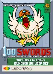 Dungeon Builder Set - Great Garuda