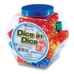 d6 Bright Dice in Dice (72)