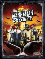 Manhattan Project, The w/Nations Expansion (2nd Printing)