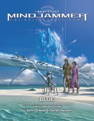 BLUE - Adventure in the Ruins of an Alien World