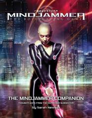 Fate Core RPG - Mindjammer, The Mindjammer Companion