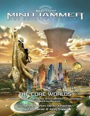 Fate Core RPG - Mindjammer , The Core Worlds