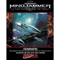 Mindjammer - Dominion Quickstart (Traveller Edition)
