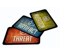 Mutant - Year Zero Card Deck