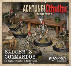 Badger's Commandos Unit Pack