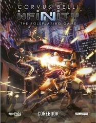 Infinity RPG - Core Book