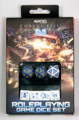 Infinity RPG - Dice Set - 0-12 (7)