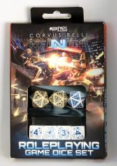 Infinity RPG - Dice Set - Aleph (7)