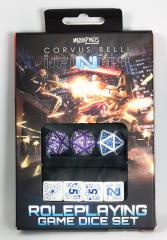Infinity RPG - Dice Set - Combined Army (7)