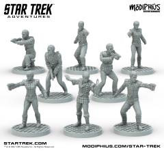 Romulan Strike Team Minis Box Set