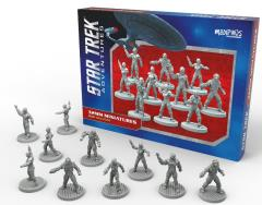 Borg Collective Minis Box Set