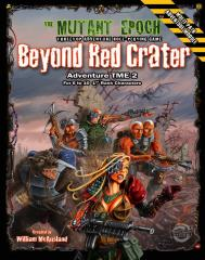Beyond Red Crater