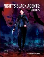 Night's Black Agents - Solo Ops