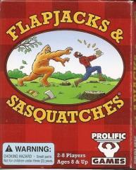 Flapjacks & Sasquatches (2nd Edition)
