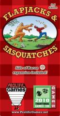Flapjacks & Sasquatches w/Side of Bacon Expansion (2nd Edition)