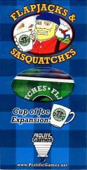 Flapjacks & Sasquatches - Cup of Joe Expansion