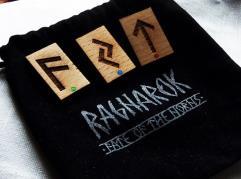 Rune Stones - Wood