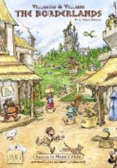 Villagers & Villains - The Borderlands Expansion