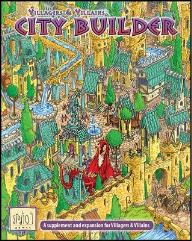 Villagers & Villains - City Builder Expansion