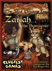 Allies Expansion - Zariah the Summoner