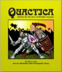 Quactica - Battles for the Soul of Middle Aesopia (1st Printing)