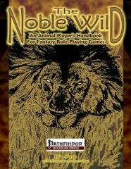 Noble Wild, The (1st Printing)