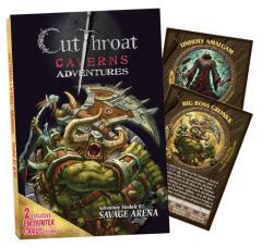 Adventure Module B1 & B2 - Savage Arena & Errand of Evil