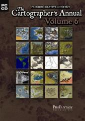 Cartographer's Annual, The #6