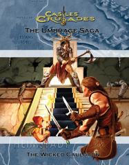 Umbrage Saga, The - The Wicked Cauldron (2nd Printing)