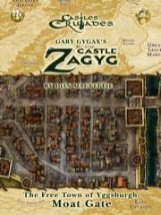 Free Towns of Yggsburgh - Moat Gate