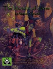 Mortality of Green, The (2nd Printing)