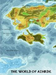 World of Aihrde Maps, The