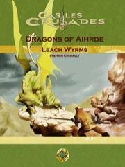 Dragons of Aihrde - Leech Wyrms