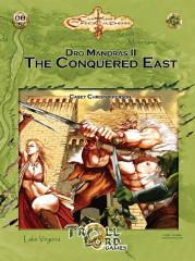 Dro Mandras II - The Conquered East