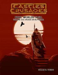 Nine Worlds Saga #3 - Crisis in Alfheimr